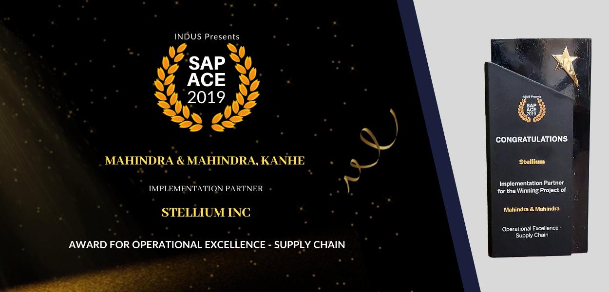 stellium-SAP-ACE-Award